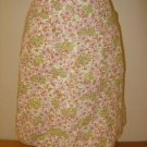 Adorable AMERICAN EAGLE Soft Lined Floral Skirt Size 4