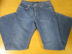 Womens J CREW Boot Cut Classic Jeans Sz 6