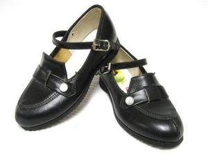 NEW Vintage 50s Kids Childs WEATHER-BIRD Mary J Shoes 6