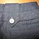 Dark Blue HARVE BENARD PETITE Polka Dot Waist Skirt 4P