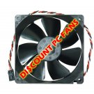 New 92mm Fan Dell 3-pin Replacement for JMC 0925-12HBTA Computer PC Cooling Fan