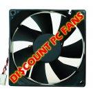 Dell Dimension 2350 Computer Fan 2X333 02X322 5U059 Temperature Sensing Case Cooling Fan