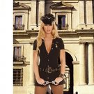 Officer Arrest Me 3 Piece Costume Black Sizes S-L