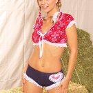 Farmers Daughter Costume Denim Sizes S-L
