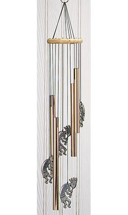 30045 Kokopelli Wind Chimes