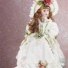 """29633 18"""" Porcelain Victorian Doll - Gwyneth"""