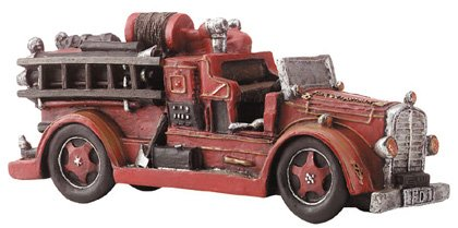 30469 Alabastrite Antique Fire Engine