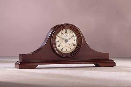 22747 Wood Mantle Clock