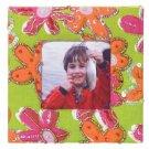 35548 Floral Photo Frame