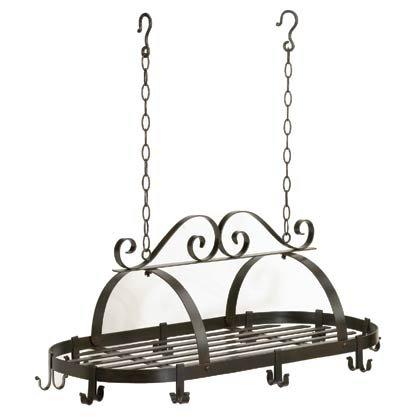35603 Hanging Iron Pot Holder