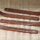 25806 1 DZ Assorted Wood Incense Burners (Retail - 1.99ea.)