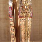29578 Alabastrite Incense Box - King Tut