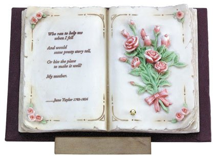 30270 Alabastrite Musical Mother Book