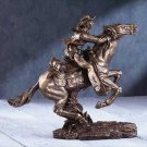 "31048 Alabastrite ""Liberty Bronze"" Pony Express"