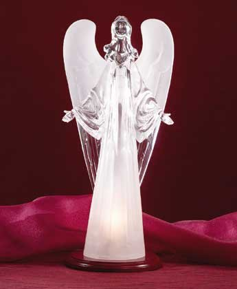 31293 Acrylic Frosted Light - Angel
