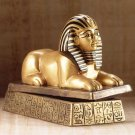 31437 Alabastrite Gold & Black Sphinx Box