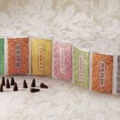31463 1-Dozen Assorted Scented Incense Cones (Retail - 4.49ea.)