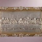31738 The Last Supper Wall Plaque