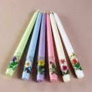 33550 Dried Flowers Scented Tapers
