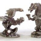 33672 Pewter Dragons