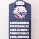 33773 Lighthouse Clock and Perpetual Calendar