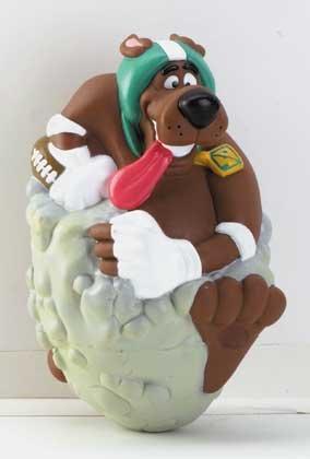 34049 Scooby Doo Novelty Footballs (Pack of 4)