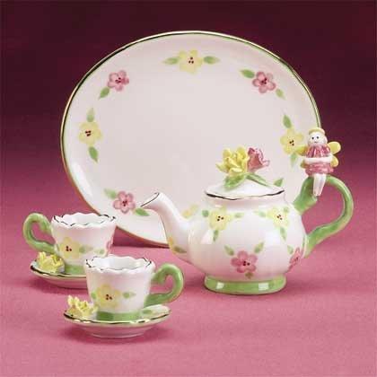 34323 Fairy Miniature Tea Set