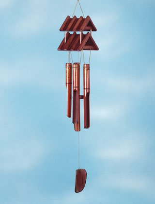 34594 Roof Design Bamboo Wind Chime