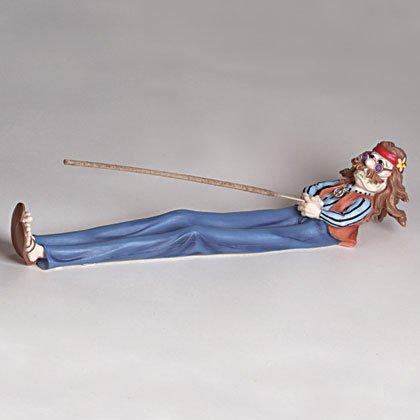 34598 Hippie Incense Holder