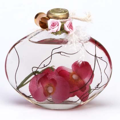 34607 Orchid Oil Lamp