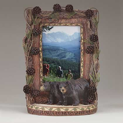 34613 Forest Theme 4X6 Frame