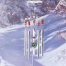 34658 Snowman Wind Chime