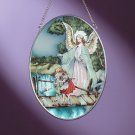 34788 Guardian Angel Suncatcher