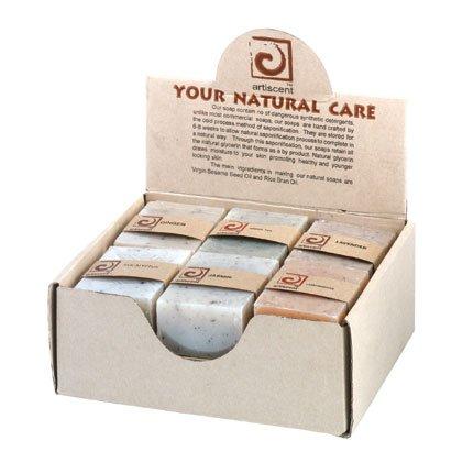 35015 1 DZ Natural Soaps (Retail - 3.99ea)