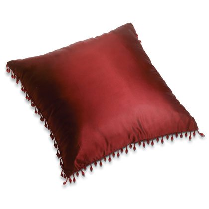 35041 Burgundy Decorative Pillow