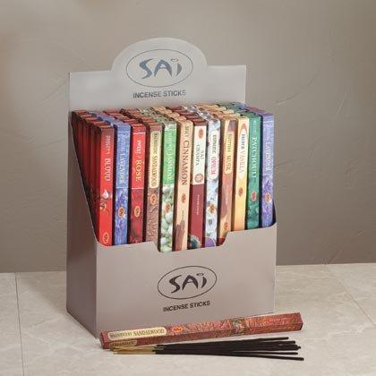 35056 PK 60 Fragrant Incense Sticks (Retail - 0.79ea)
