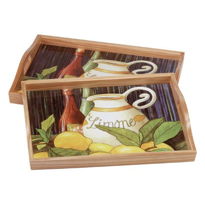 35065 Limone-themed Serving Trays
