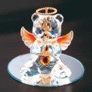 35077 November Glass Angel Bear