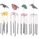 35277 Pk 6 Animal Flower Fimo Chimes (Retail - 4.99ea)