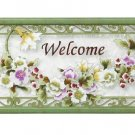 35293 Welcome Plaque