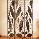 35335 Wrought Iron Divider Screen