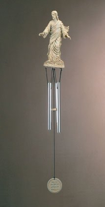 35376 Jesus Wind Chime