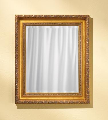 35596 Gold Color Architecture Mirror