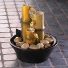 35658 Zen Bamboo Tabletop Fountain