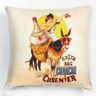 36785 Sublimated Art Pillow - Extra Sec