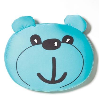 36771 Bear Head Boba Pillow