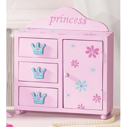 36254 Princess Mini Cabinet With Drawers