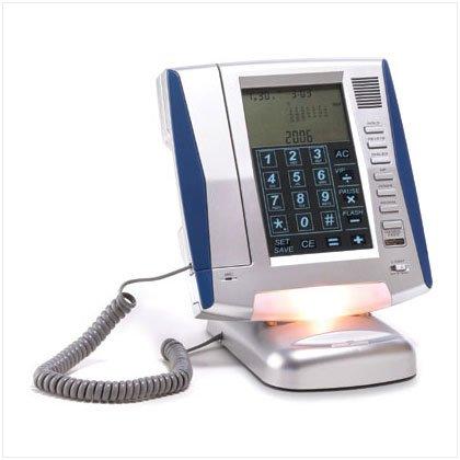 36431 LCD - Calculator - Day Date Phone