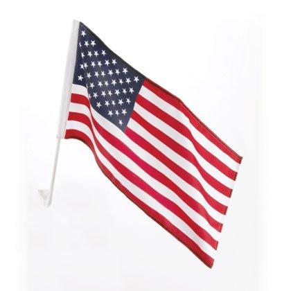 36930 USA Car Flag