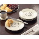 35807 4PC. FRENCH ASST DESSERT PLATE
